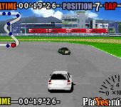 онлайн игра Advance GT2