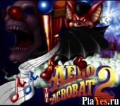 Aero the Acro Bat 2