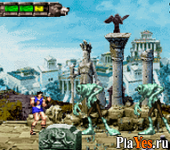 онлайн игра Altered Beast - Guardian of the Realms