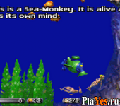 онлайн игра Amazing Virtual Sea-Monkeys, The