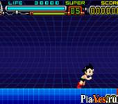 онлайн игра Astro Boy - Omega Factor