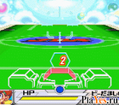 онлайн игра B-Densetsu! Battle B-Daman - Fire Spirit! Honootamashii!