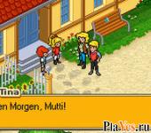 онлайн игра Bibi und Tina - Ferien auf dem Martinshof