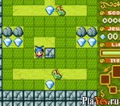 онлайн игра Boulder Dash EX