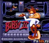 онлайн игра Bubsy II