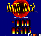 Daffy Duck - The Marvin Missions
