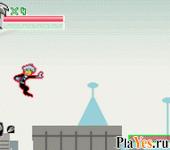 онлайн игра Danny Phantom - Urban Jungle