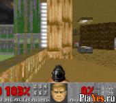 онлайн игра Doom 2