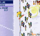 онлайн игра ESPN Winter X-Games Snowboarding 2