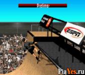 онлайн игра ESPN X-Games Skateboarding