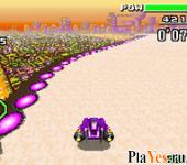онлайн игра F-Zero for Game Boy Advance