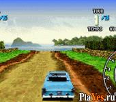 онлайн игра Ford Racing 3