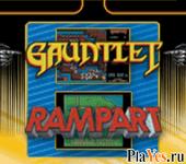 онлайн игра Gauntlet, Rampart