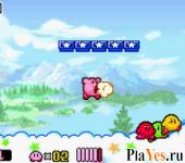 онлайн игра Hoshi no Kirby - Kagami no Daimeikyuu