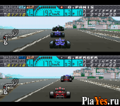 Human Grand Prix IV - F1 Dream Battle