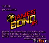 James Bond Jr