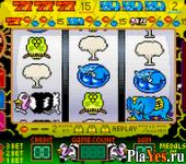 онлайн игра Jissen Pachi-Slot Hisshouhou! - Juuou Advance