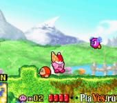 онлайн игра Kirby - Nightmare in Dream Land