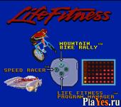 Life Fitness Mega Cart
