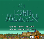 онлайн игра Lord Monarch