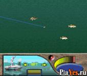 онлайн игра Monster! Bass Fishing