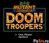 Mutant Chronicles - Doom Troopers