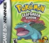 онлайн игра Pokemon – LeafGreen Version