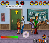 онлайн игра Scooby-Doo and the Cyber Chase
