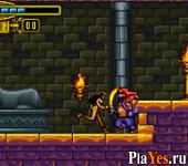 онлайн игра Scorpion King, The - Sword of Osiris