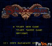 онлайн игра Shadowrun