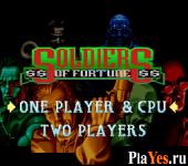онлайн игра Soldiers of Fortune