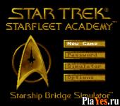 Star Trek - Starfleet Academy Starship Bridge Simulator