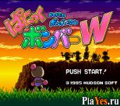 Super Bomberman - Panic Bomber W