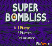 онлайн игра Super Bombliss