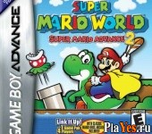 онлайн игра Super Mario Advance 2 – Super Mario World