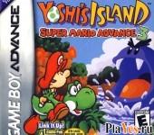 онлайн игра Super Mario Advance 3 – Yoshi's Island