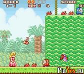 онлайн игра Super Mario Advance - Super Mario USA + Mario Brothers