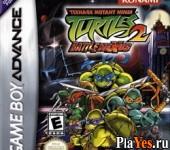 онлайн игра Teenage Mutant Ninja Turtles 2 – Battle Nexus