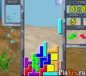 онлайн игра Tetris Worlds