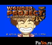 Wonder Project J - Kikai no Shounen Pino