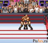онлайн игра WWF - Road to Wrestlemania