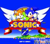 онлайн игра Sonic 2: S3 Editon