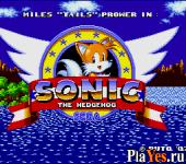 онлайн игра Tails in Sonic 1
