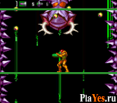 онлайн игра Metroid Zero Mission Boss Rush Mode