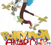 онлайн игра Ponymon Anarchy