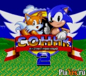 онлайн игра Sonic 2 Jk.fox remake