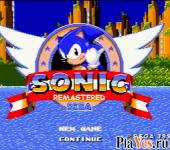 онлайн игра Sonic 1 Remastered