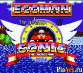 Eggman in sonic 1
