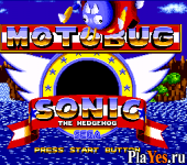 Motobug the Badnik in Sonic the Hedgehog (Motobug in Sonic 1)