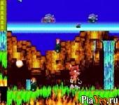 Foxy in Sonic 3